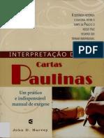 John D. Harvey - Interpertação das Cartas Paulinas