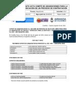 COMITE DE ADQUSICIONES ADJ-03-08-2020