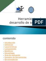 herramientas  de desarrollo de Sotfware clase 1