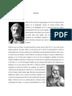 biografia sofocles PDF
