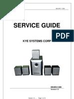 service guide SW-HF5.1 1200