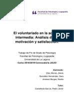 El voluntariado en la adultez intermedia analisis de su motivacion y satisfaccion.pdf