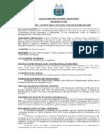Boletín Comité Ejecutivo 5789 (08-09-2020)