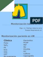 5. Monitorización en VM