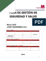 PGSSO BAMBAS 2020- LOGIS TRANSREMA