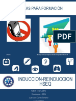 HSEQ - PR - 007 Induccion HSEQ V1
