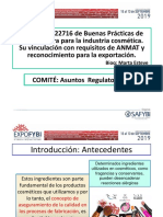 NORMA-ISO-22716