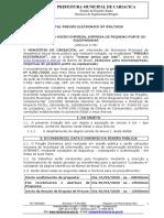 EDITAL PE 036-2020 - CARIACICA