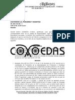22 Junio 2017_Derecho petición Colfondos Devolucion Aportes