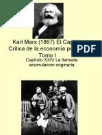 Karl Marx (1867) El Capital_A_O