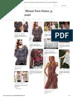 Patrones Crochet _ flores ycalados _ Pinterest _ Forma de, La forma y Mariposas.pdf