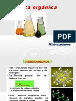 Hidrocarburos - Nomenclatura