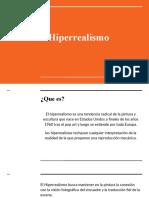 El Hiperrealismo