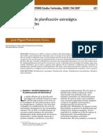 FERNÁNDEZ GÜELL.  25 años de Planificación estratégica de ciudades(2007) (unidad 2)