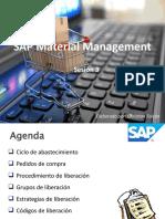 Sesión 3 - SAP MM