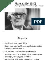 Piaget, Vigotski