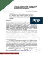 ENTIDADES EXCEPTUADAS DEL ESTATUTO GENERAL DE CONTRATACIÓN DE LA ADMINISTRACIÓN PÚBLICA