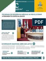 Jornal UNEC Noticias - 1º Semeste 2010_1