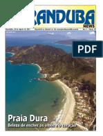 Praia Dura - Jornal Maranduba News