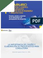 0_2.La importancia del Diseño y Elaboración de Presupuestos para Consultoría