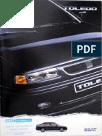 Catálogo SEAT Toledo I Restyling (1996_12)