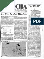 MARCHA 30 SEPTIEMBRE 1955 - NRO 783 - LA FIESTA DEL MONSTRUO
