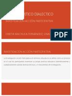 MODELO CRITICO DIALECTICO IAP