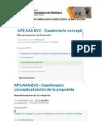 AP2-AA5-EV3- CUESTIONARIO CONCEPTUALIZACION DE LA PROPUESTA