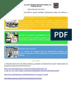 9 ESTATUTOS DE PARTICIPACIÓN POLÍTICA