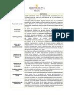 Cátedra Iberoamericana Desarrollo Social- GLOSARIO