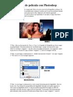 Phothoshop-Como crear un flayer para cine