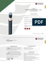 Ficha Técnica Cable XLPE 95 mm2