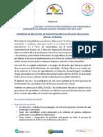 Convocatoria Docentes Curso Especializaciòn ESI (1)