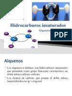 Hidrocarbur0s no saturados 2020