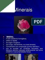 Minerais 2014