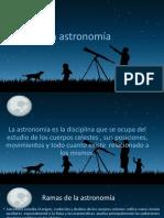historia astronomia