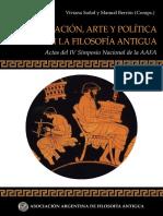Juan Speroni Crítica de Aristóteles a Heráclito Actas IV Simposio AAFA