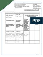 GUIA 8 Sistema de Distribución