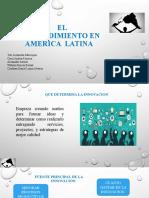 exposicion emprendimiento America Latina