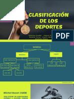 clasificación dxt