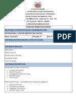PTD --1 ANO FILOSOFIA