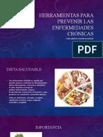 Herramientas para prevenir las enfermedades cronicas