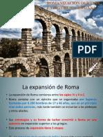 Romanización durante la república romana
