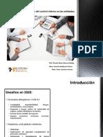 Auditoria Interna - Garante del control interno en las entidades