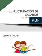 2020 ESTRUCTURACIÓN DE SALARIOS