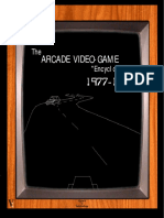"""The ARCADE VIDEO-GAME """"Encyclopedia"""""""
