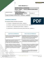 Guía de Unidad 3 - E. Disciplinar - 20jul2020 - 1SEM2020