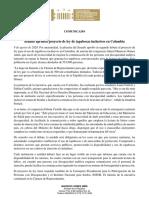 COMUNICADO - APROBADO SENADO PL TAPABOCAS INCLUSIVOS.pdf