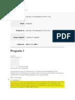 evalucion 3 direccion de proyectos  2 primera parte