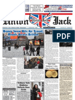 Union Jack News — January 2011